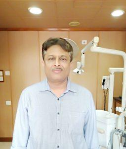 Dr Sreekanth Mallan MDS